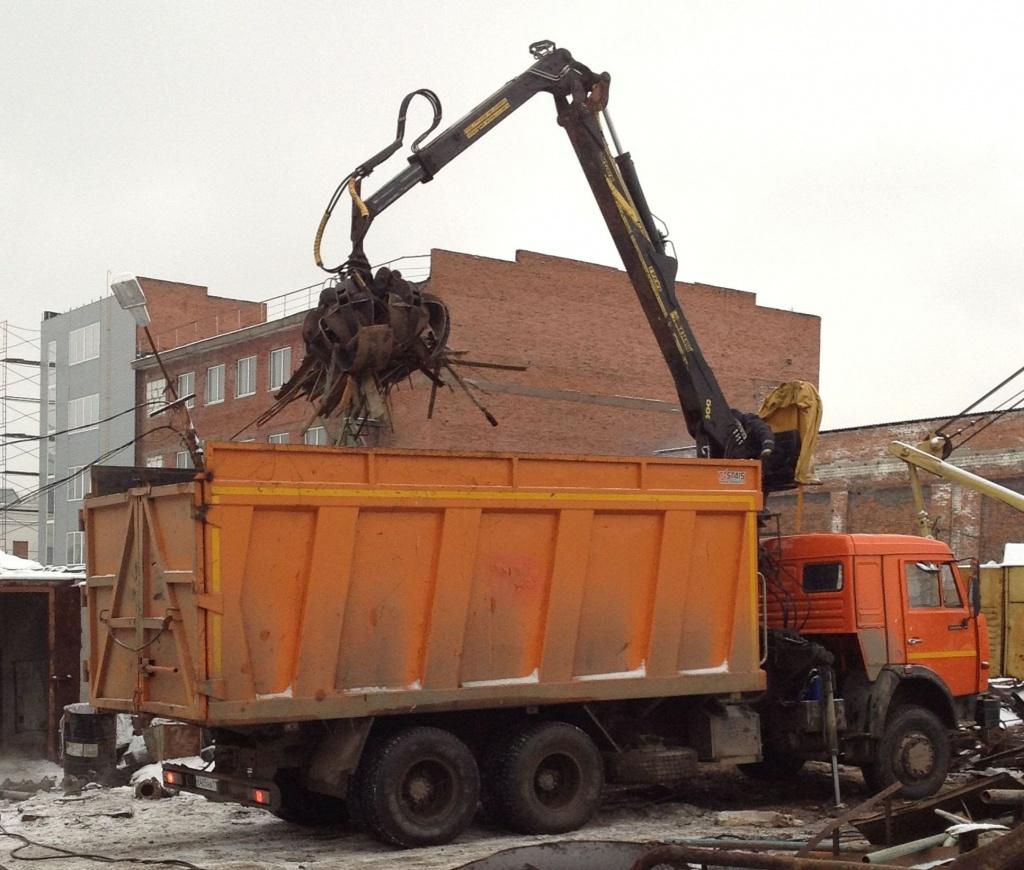 Самовывоз металла в Алпатьево металлолом медь цена в Яхрома